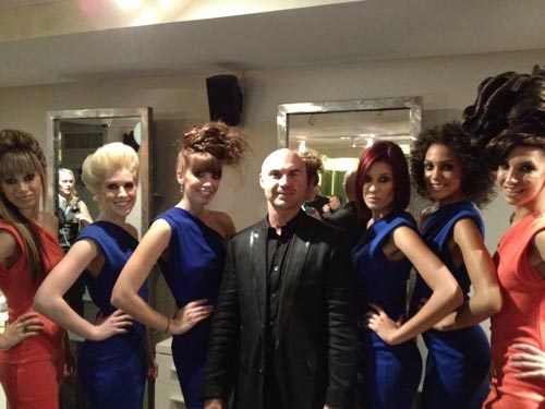 Gala evening for Taz Hair Co.'s 15th anniversary