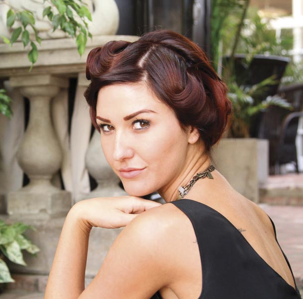 Holiday Hair How To Create A Vintage Glam Updo Salon