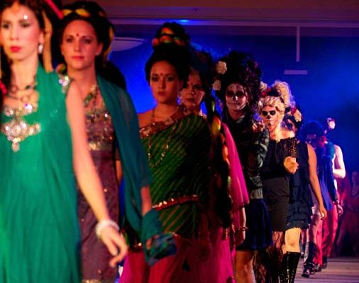 Hair FX helps fashion show raise funds to fight cancer 14