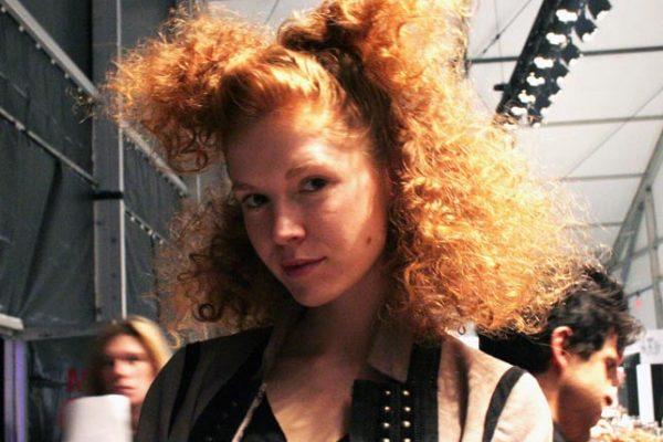 Hair & Nails Behind-the-Scenes at Toronto's World MasterCard Fashion Week 1