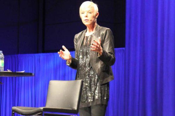 Tabatha shares her tips for salon success at ABA Toronto 2012.