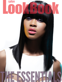 Salon Lookbook Issue 8 cover