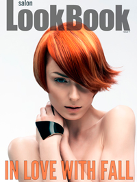 Salon Lookbook Issue 9 cover