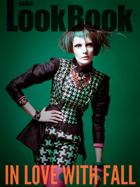 Salon Lookbook Issue 10 cover