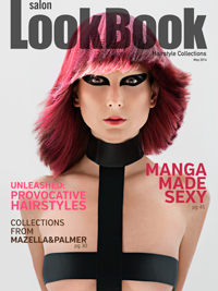 Salon Lookbook Cover May 2014