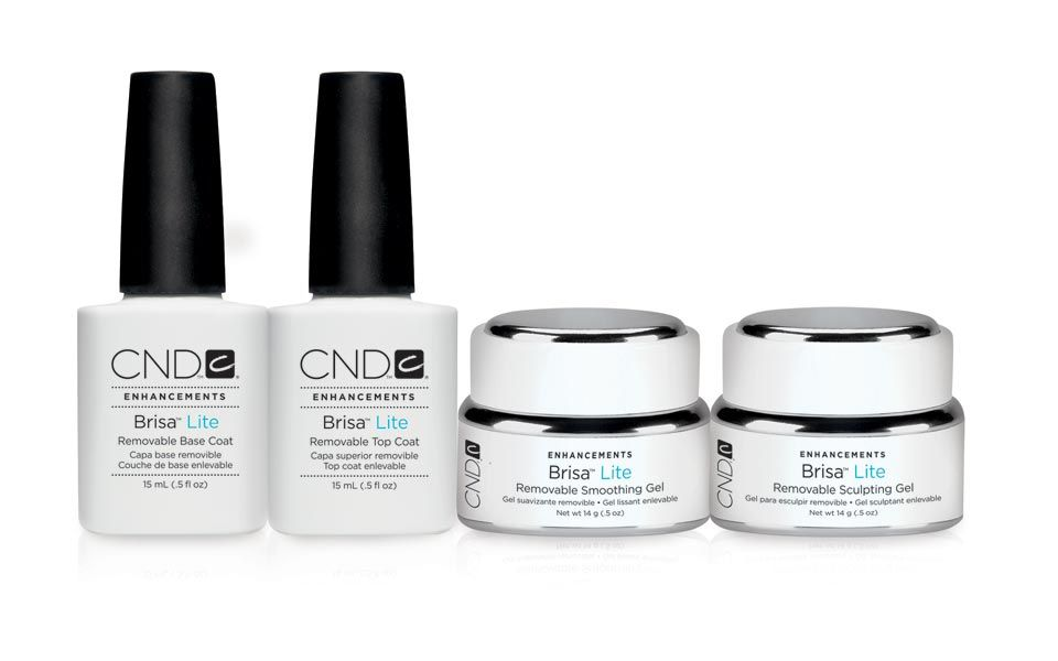 CND Brisa Lite Removable Gel: What Salons are Saying | Salon