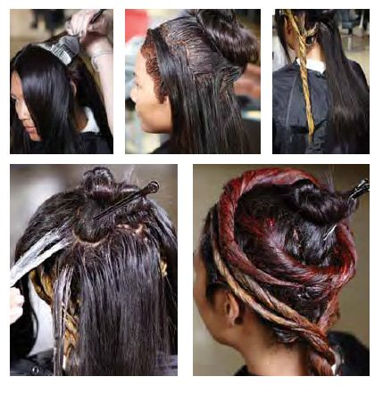 4 Creative, Foil-free Hair Colouring Techniques for ...