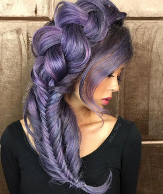 guy tang purple braid instagram