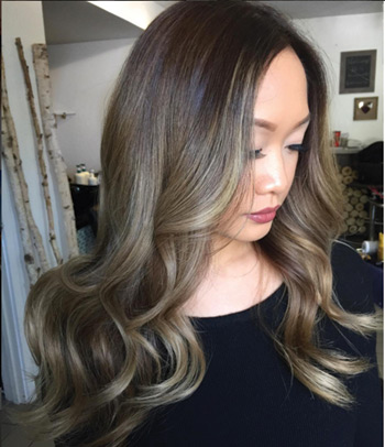 josie villay instagram hair