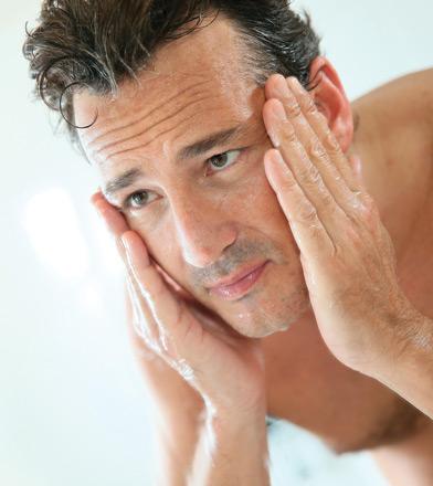 mens skincare esthetics