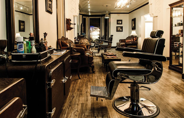 4 Creative Interior Design Ideas For Barbershops Salon