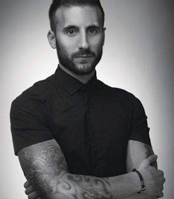 Fabrizio Perciballi on creating a Contessa hair collection
