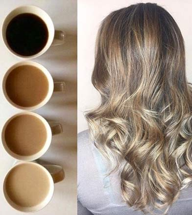 Coffee For Hair Salon