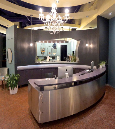 A Peek Inside the Chic and Trendy Icon Hair & Body Salon