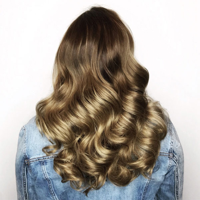 "Our ""So You Think You Can Style?"" Beautiful Balayage Winner!"