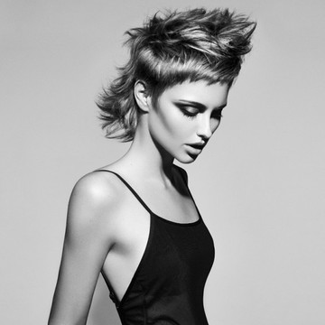 Free Falling – Hair Collection by Thomas Hills