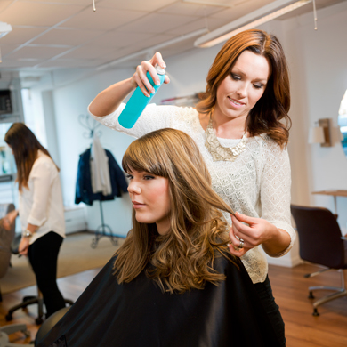 Taking Your Salon to the Top