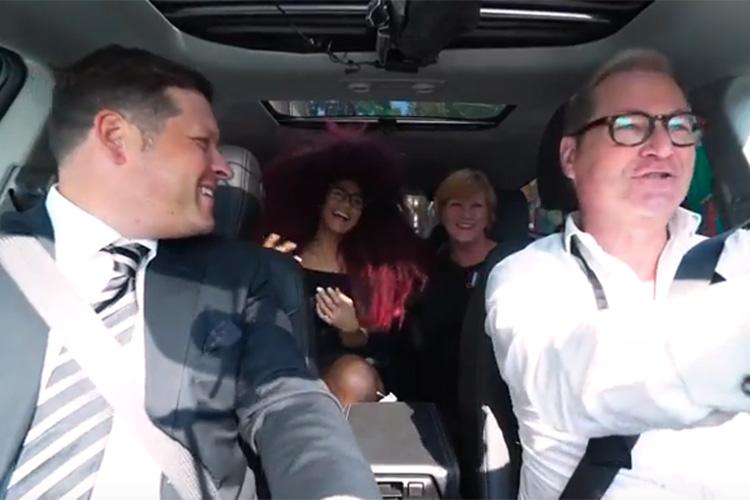 Carpool Karaoke at Contessa 29