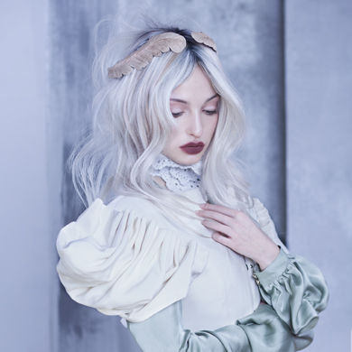 Ice Queens – Hair Collection by Guylaine Martel