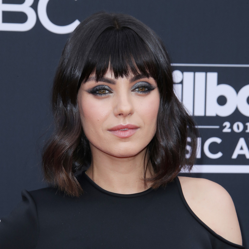 How-To: Mila Kunis' Edgy and Effortless Bob