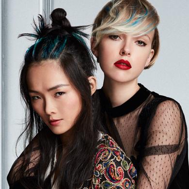 Maquillage pour cheveux #ColorfulHair Flash Pro
