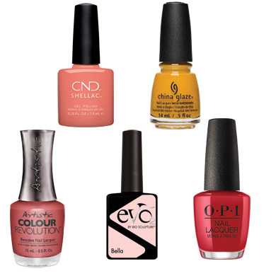 Fall in Love with these Seasonal Nail Picks