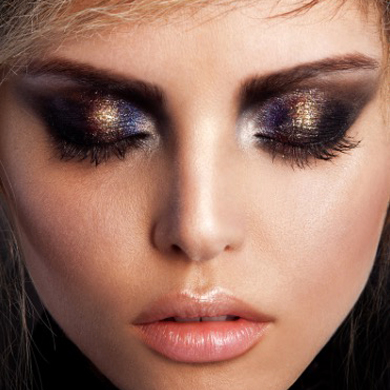 Glitz & Glam – Makeup Collection by Ekaterina Ulyanoff