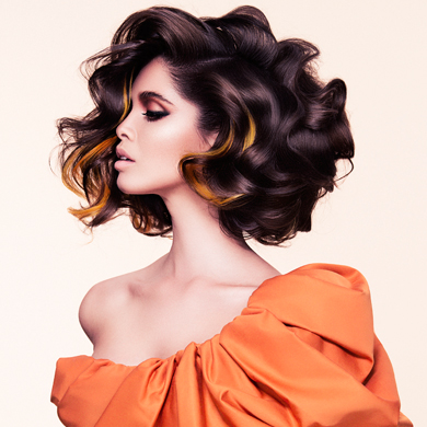 Colourful Textures – Hair Collection by Ulta Beauty Pro Team