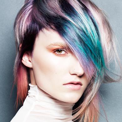 Multi-Coloured – Hair Collection by Charmayne Robinson