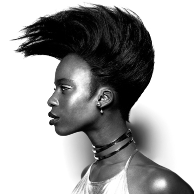 Space Odyssey – Hair Collection by Anthony Grant