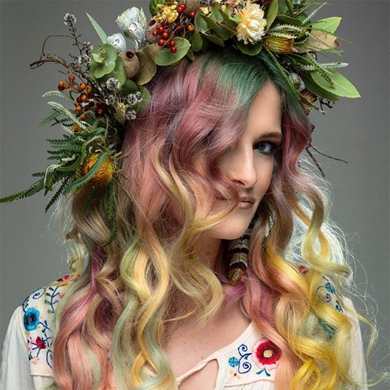 Halloween Hair Inspo for Your Clients' Costumes