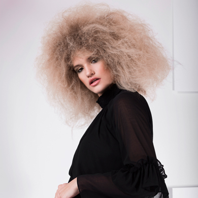 Elegantly Edgy – Hair Collection by Darcie Chapman