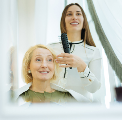 Hair Loss Solutions: Having the Conversation With Your Clients