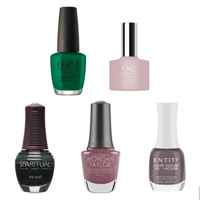 Our Top Nail Picks for the Month of October