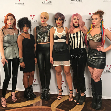 A Weekend of Hair Inspiration and Education at Venus VIP 2018