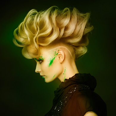 Sensations – Hair Collection by Nick Stenson
