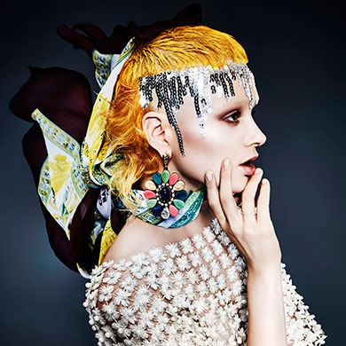 Iconic – Hair Collection by Sanja Scher