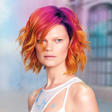 Hair Colour Vibrancy Your Clients Can Count On
