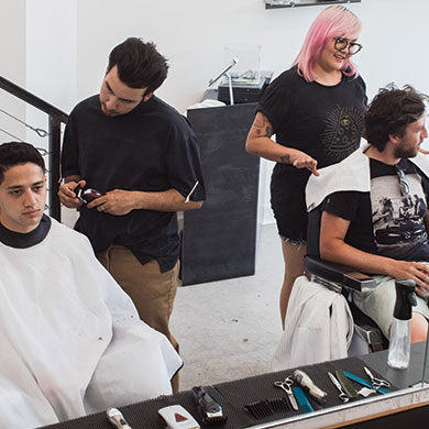 Comment vraiment coiffer les hommes