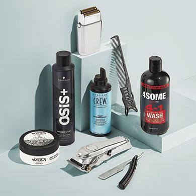 Les produits de 'grooming' qu'on aime