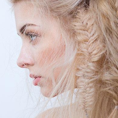 How-To: Festival Fishtail Braid