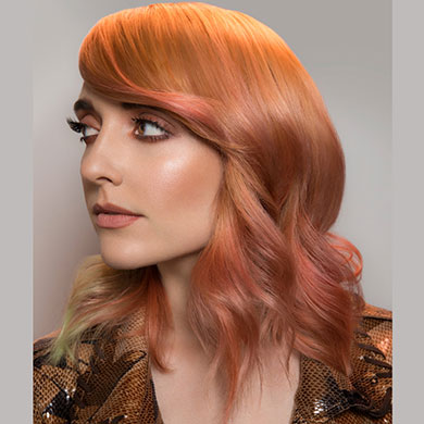 A Sunny Hair Colour Your Clients Will Love this Summer