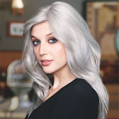 Take Your Client's Silver Hair to the Next Level with Matrix