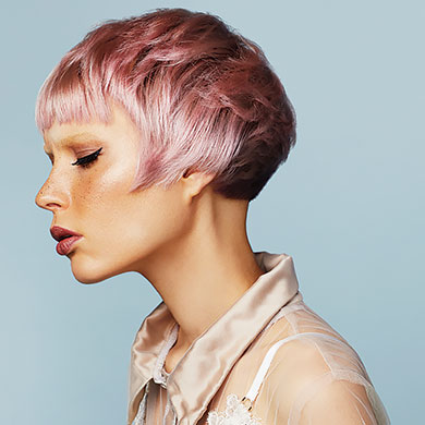 Introducing Muted Pastels: This Season's Hottest Hair Trend