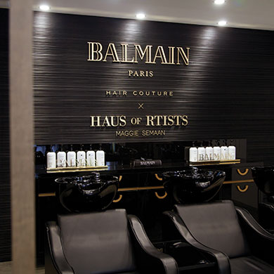 Le salon Haus of Rtists