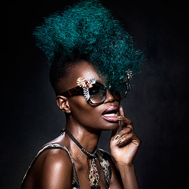 Cool – Hair Collection by Ammon Carver
