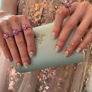 Celebrity Nail Looks that Rocked the Red Carpet