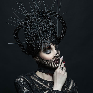 Dark Nights – Hair Collection by Grégory Goncalves