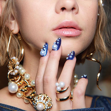 Nail Trends that Rocked the Runway