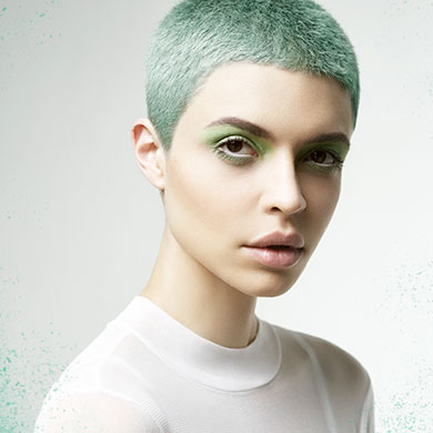 Pastel Paradise – Hair Collection by Robert Eaton